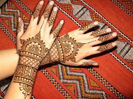 tatuaggio hennè